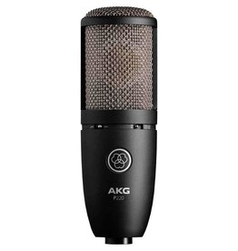 AKG - P220 Studio Condenser Microphone w/Shockmount and Case