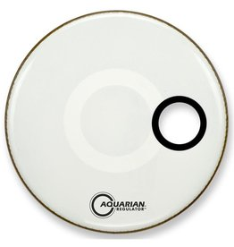 Aquarian - Regulator SM port, White, 20""