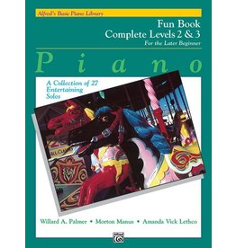 Alfred's Publishing - Basic Piano Course: Fun Book Complete (2 & 3)