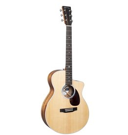 Martin - SC-13E Road Series Offset S-Shape, Acoustic-Electric, Natural