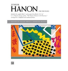- Junior Hanon (A slight condensation of Hanon's first exercises)
