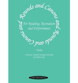 - Rounds and Canons for Reading, Recreation and Performance, Violin Ensemble, or with Viola and/or Cello