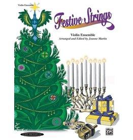 Alfred's Publishing Festive Strings, Violin Ensemble