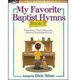 - My Favorite Baptist Hymns Book 1