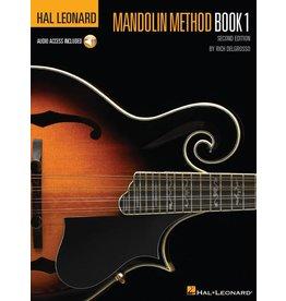 Hal Leonard - Mandolin Method w/online audio