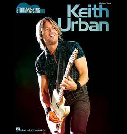 Hal Leonard - Keith Urban, Strum & Sing