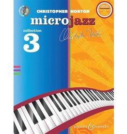 Hal Leonard - Microjazz - Collection 3 for Piano, book & CD