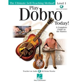 Hal Leonard - Play Dobro Today!