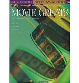 Hal Leonard - Movie Greats, Easy Piano CD Play-Along