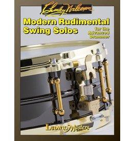 Ludwig Ludwig - Modern Rudimental Swing Solos for the Advanced Drummer