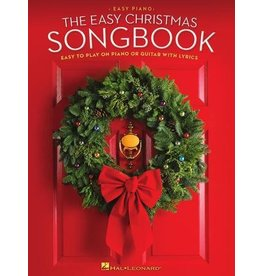 Hal Leonard - The Easy Christmas Songbook