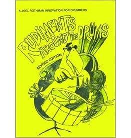 Hal Leonard Joel Rothman's Reading, Rudiments Around the Drums