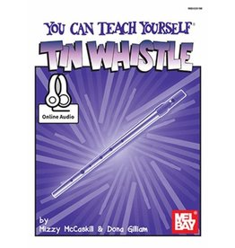 Mel Bay - You can teach yourself Tin Whistle