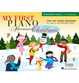 Hal Leonard My First Piano Adventure (for the young beginner), Christmas Book A