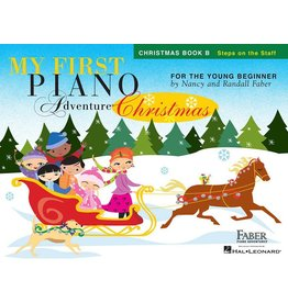 Hal Leonard My First Piano Adventure (for the young beginner), Christmas Book B