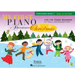 Hal Leonard My First Piano Adventure (for the young beginner), Christmas Book C