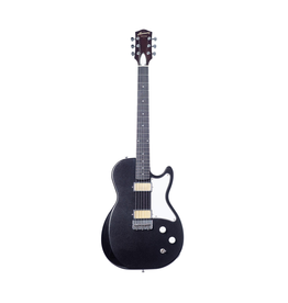 Harmony - Jupiter Electric Guitar, Black