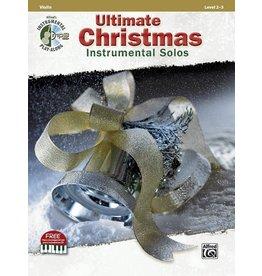 - Ultimate Christmas Instrumental Solos Book&CD, Violin