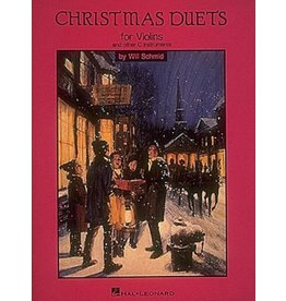 Hal Leonard - Christmas Duets for Violins and other C instruments