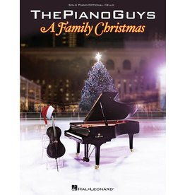 Hal Leonard - The Piano Guys, A Family Christmas, Piano Solo/Optional Cello