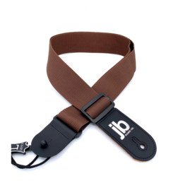"Levy's - 2"" Polyproplene Strap, Brown"