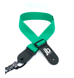 "Levy's - 2"" Polyproplene Strap, Green"