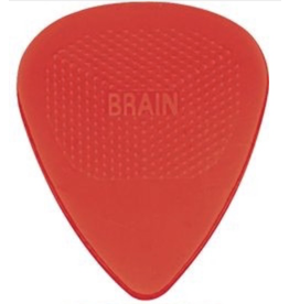 Brain - Cat's Tongue Pick Pack, .73 Red, Pack of 10
