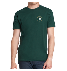 JB Music Co. - T Shirt, Forest Green S, M, L (2020)