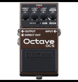 Boss - OC5 Octave Pedal