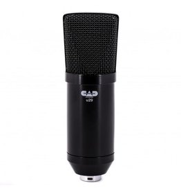 CAD - USB Side Address Studio Microphone