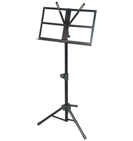 Yorkville - Heavy Duty Collapsible Music Stand with Bag