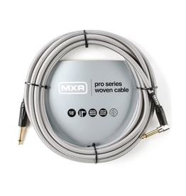 MXR - DCIW18R Pro Series MXR Woven Instrument Cable, 18' RA
