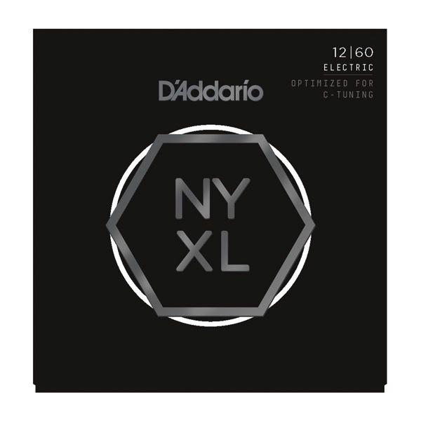 D'Addario - NYXL Nickel Wound, 12-60 Extra Heavy