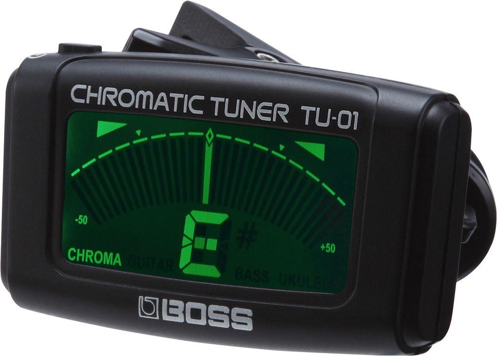 Boss - Chromatic Clip-on Tuner