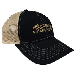 Martin - Mesh Trucker Cap with CFM Logo