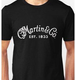 Martin - T-Shirt Martin & Co. Logo (S)