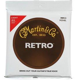 Martin - Retro Acoustic Strings, 12-54 Light