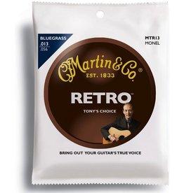 Martin - Tony Rice Bluegrass Acoustic, 13-56 Medium