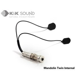 K&K - Mandolin Twin Internal Pickup
