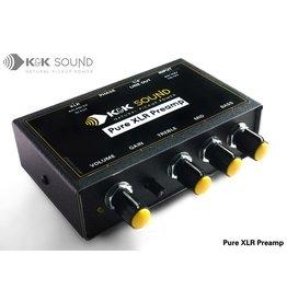 K&K - Pure Preamp, XLR