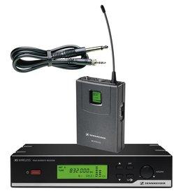 Sennheiser - XSW 72 Wireless Guitar and Instrument System