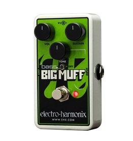 Electro-Harmonix - Nano Bass Big Muff Pedal