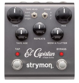Strymon - El Capistan dTape Echo Pedal