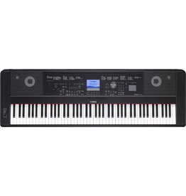 Yamaha - DGX660 88Key Digital Piano w/Stand
