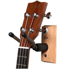 String Swing - Home & Studio Ukulele/Mandolin Hanger, Oak