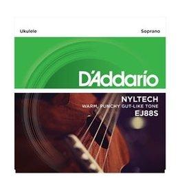 D'Addario - Nyltech Ukulele Strings, Soprano