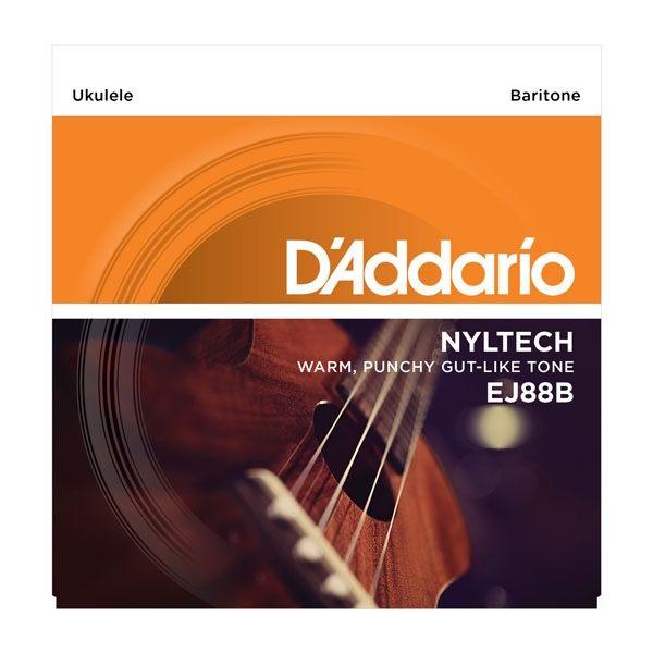 D'Addario - Nyltech Ukulele Strings, Baritone