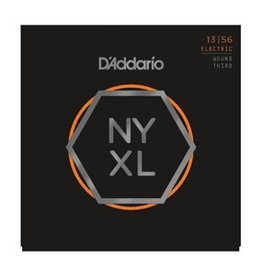 D'Addario - NYXL Nickel Wound, 13-56 Medium w/Wound 3rd