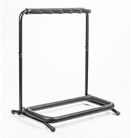 Yorkville - Deluxe 5-Guitar Folding Guitar Stand