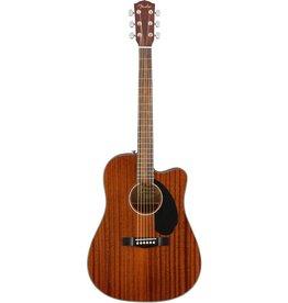 Fender - CD-60SCE Acoustic Electric, Mahogony